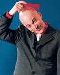 Comedy Jongleur Joram Seewi
