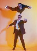 Comedy und Akrobatik mit Tebe & Leiste
