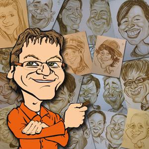 Schnellzeichner & Karikaturist J. RICK